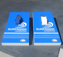 Surf Rider Foundation Cornhole Boards